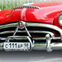 Красное авто  2 :: Сергей