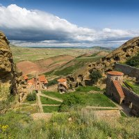 Грузия Вид на монастырь Давидгареджа :: Вячеслав Шувалов
