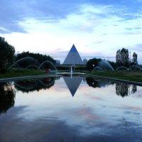 Пирамида г. Астана :: astanafoto kazakhstan