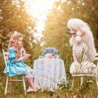 Мальвина и Артемон :: Любовь Махиня
