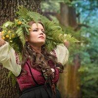 В лесу :: Валентин Яруллин