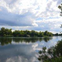 Река Сухая. :: Виктор ЖИГУЛИН.