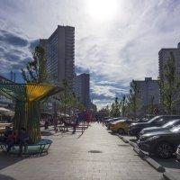 Новый Арбат :: Андрей Шаронов