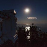 Лунная ночь на Фиоленте :: Nyusha