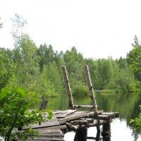 Озерцо :: Павел Зюзин