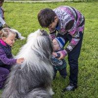 детки с Маней :: Лариса Батурова