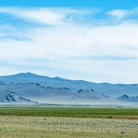 Монголия. Голубые горы. :: Ирина Токарева