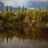 северное лето на реке :: Денис Сидельников