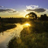 На закате... :: Александр Кореньков