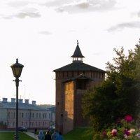 Коломна. Кремль. Грановитая башня :: Сeргей Плeханoв