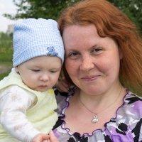 Счастье материнства :: Светлана Ку