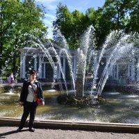 Петергоф фонтан :: Alexandr Yemelyanov