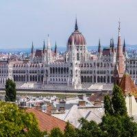 Здание Венгерского Парламента в Будапеште. :: Alla S.