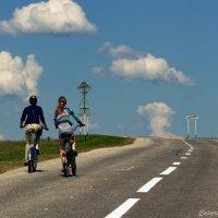 Велосипедная прогулка :: berckut 1000