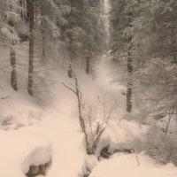 пейзаж в горах :: Горный турист Иван Иванов