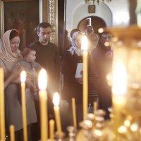Таинство крещения :: Ольга Князева