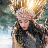 American native dreams :: Ярослава Громова