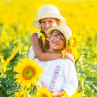 солнечные дети :: Мария Корнилова
