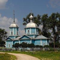 Покровский храм. Поим. Пензенская область :: MILAV V