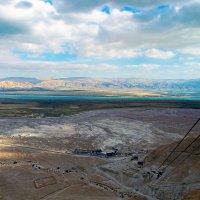 Подножие крепости Масада :: Aleks Ben Israel
