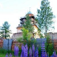 Веденский монастырь :: Сергей Кочнев