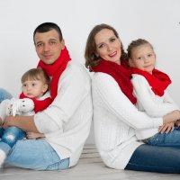Семейная фотосъемка :: Инна Жинко