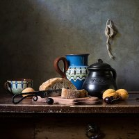 Летний завтрак :: Татьяна Карачкова