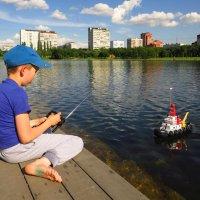 Жил отважный капитан :: Андрей Лукьянов