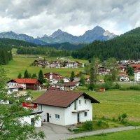Деревня. Австрия. :: Николай Ярёменко