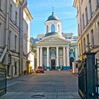Армянская церковь на Невском проспекте :: Елена