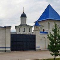 Монастырский Владимирский скит. :: Юрий Шувалов