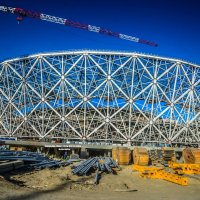 "стадион ""Арена"" :: Иван Синицарь"