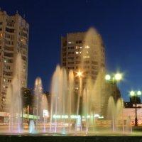 Ночной пейзаж :: ольга