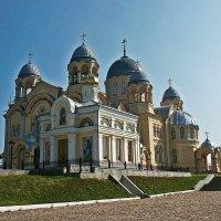 Храмы монастыря. Верхотурье :: MILAV V