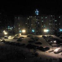 ночной город :: Svetlana Lyaxovich