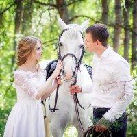 С конями :: Николай Корягин
