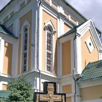 Храм святого Архангела Михаила :: yuri Zaitsev