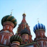 Купола Покровского собора :: Анна Воробьева