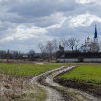 Весна пришла в Белицу :: Евгений Гайдук