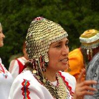 Национальный чувашский костюм. :: nadyasilyuk Вознюк