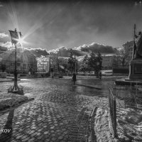 Старая площадь... :: Юрий Яньков