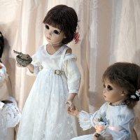 авторские работы-куклы из Италии :: Олег Лукьянов