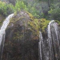 Чегемские водопады :: Любовь ***
