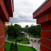 Вид на Александровский сад :: Tata Wolf
