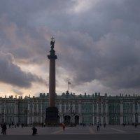 Петербург. Холодное лето 2017 :: Олег Пученков