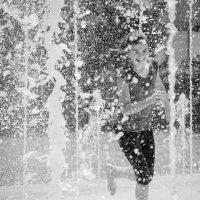То самое невероятное чувство, когда твои дети счастливы. :: Ирина Куцель