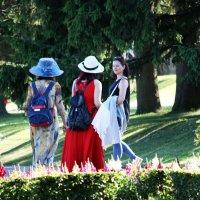 Модные тенденции этого лета... :: Ирина Румянцева