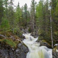 водопад :: alpman виктор