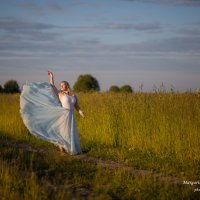 Танцы на закате :: Маргарита Черкасова