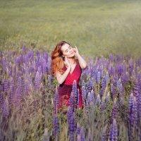 В поле :: Наталья Петрова